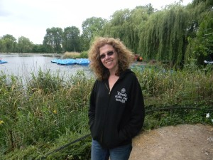 0529 Amy in Regent's Park  MYPIC AMY