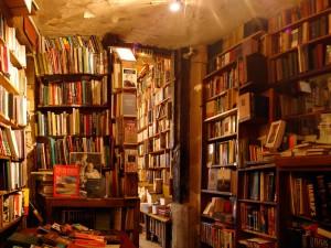 Shakespeare and Company bookshop (Alexandre Duret-Lutz, Paris 2006)