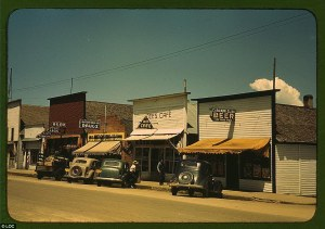 Cascade, Idaho. July 1941.