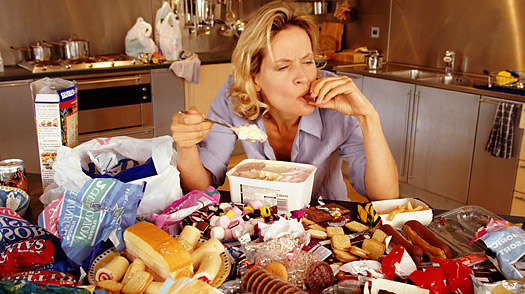 ASSumptions pigging out emotional_eating